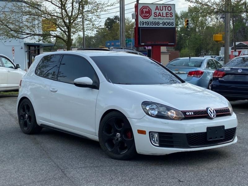 Volkswagen GTI 2010 price $10,095