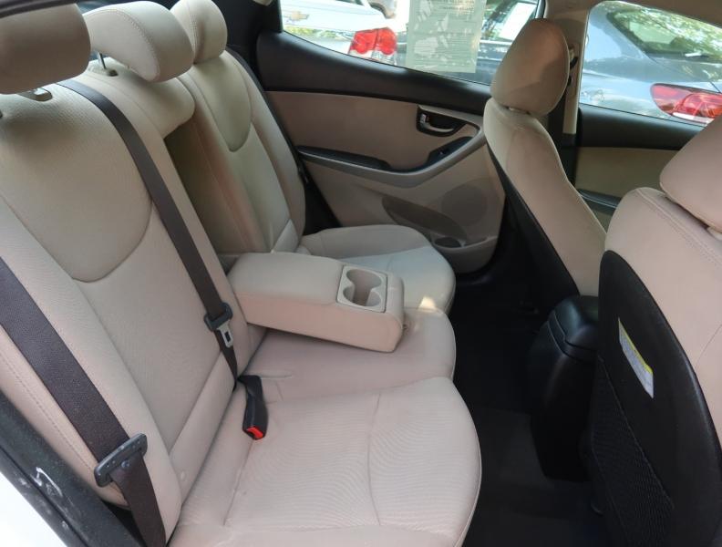 Hyundai Elantra 2015 price $9,450