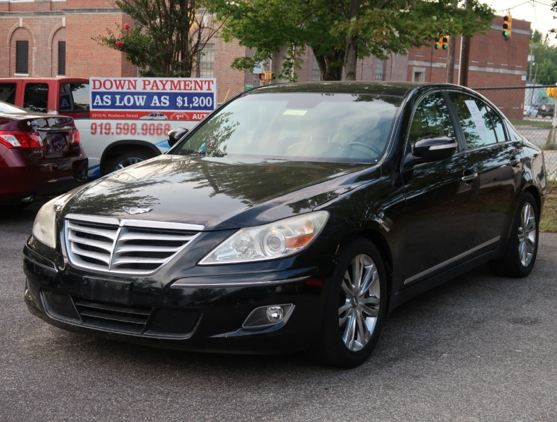 Hyundai Genesis 2011 price $12,225