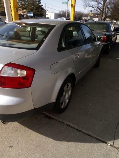 AUDI A4 2003 price $3,500