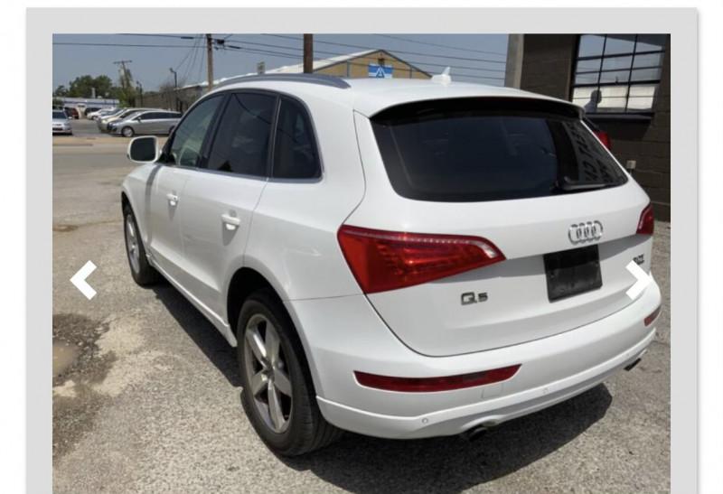 Audi Q5 2012 price $13,500