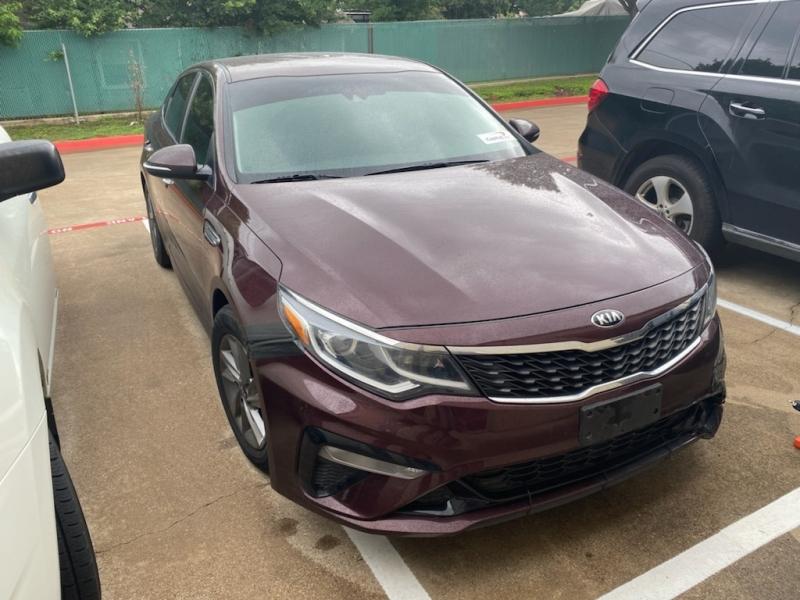Kia Optima 2020 price $16,900