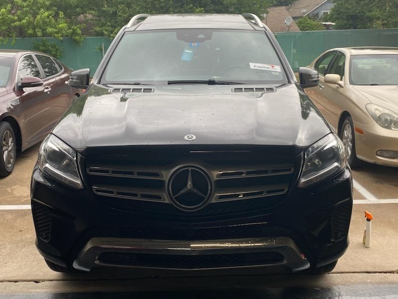 Mercedes-Benz GL450 2017 price $32,900