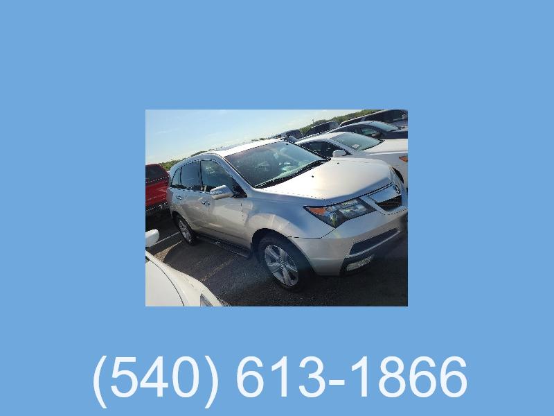 Acura MDX 2011 price $11,995