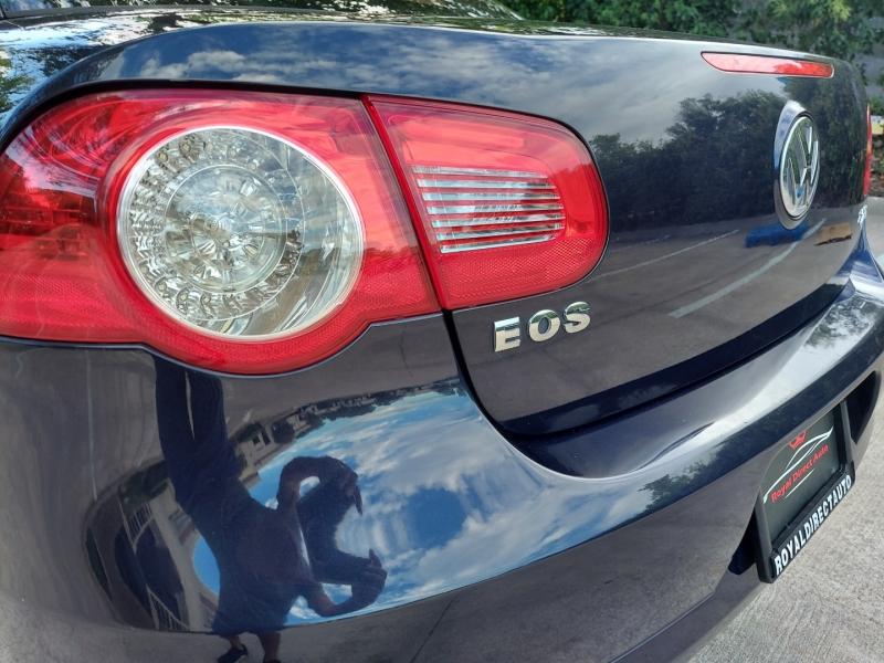 Volkswagen Eos 2007 price $5,495 Cash