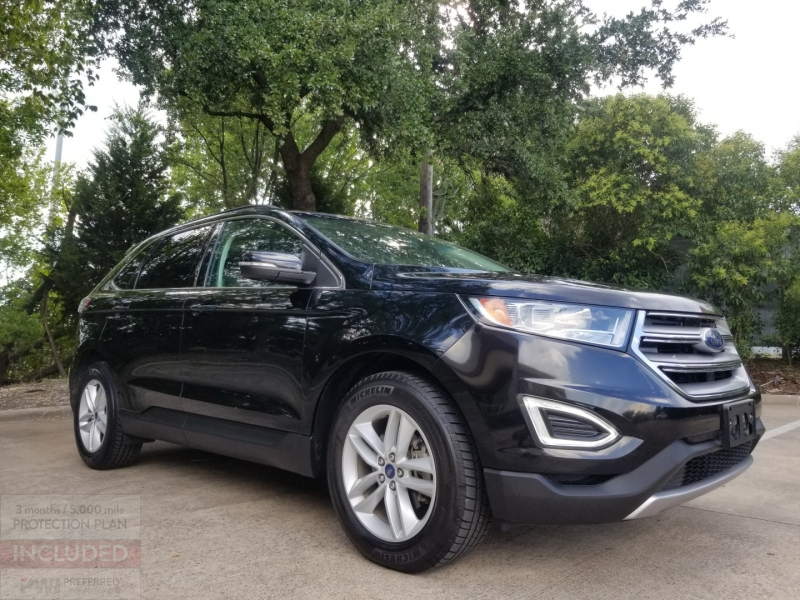 Ford Edge Leather ONE OWNER ! 2017 price $11,295 Cash