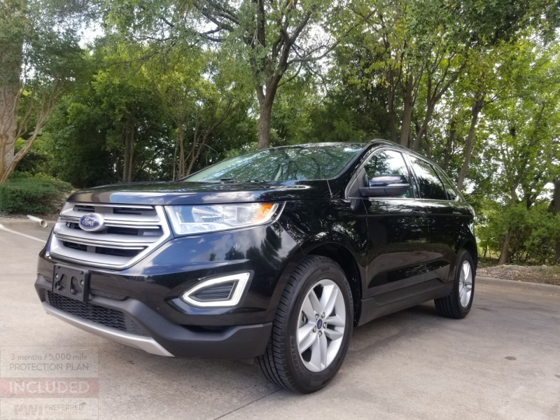 Ford Edge Leather ONE OWNER ! 2017 price $10,995 Cash