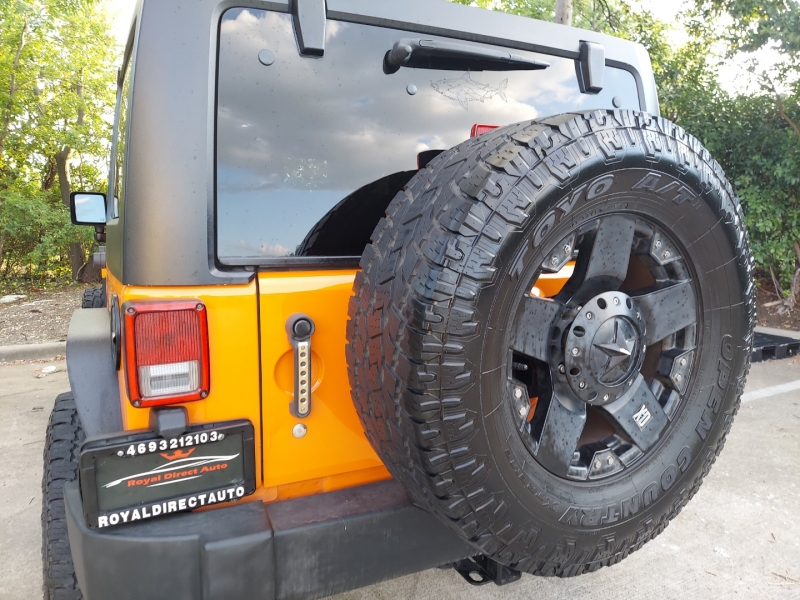 Jeep Wrangler Unlimited 2012 price $0 Cash