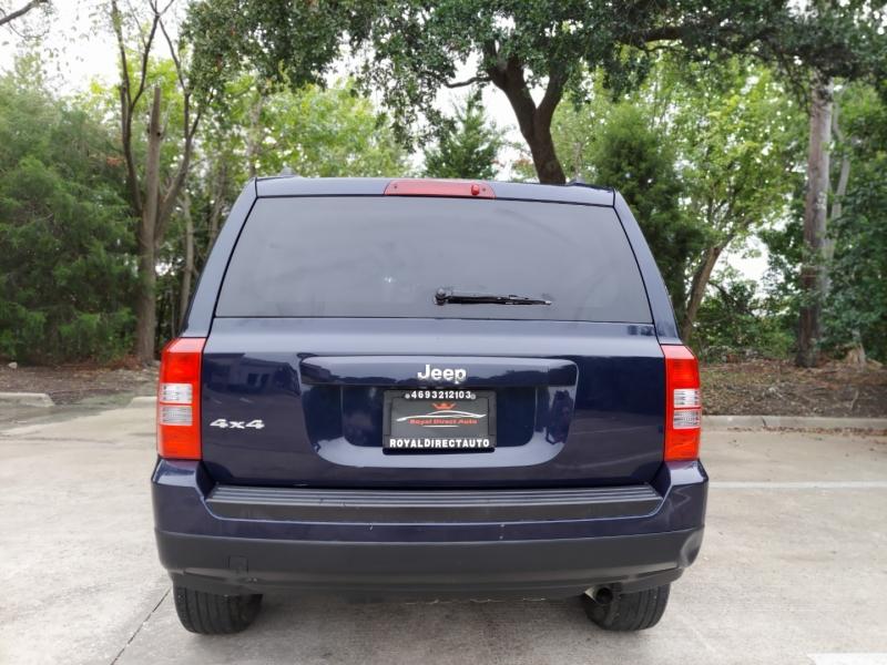 Jeep Patriot 4WD Sport 2014 price $8,995 Cash