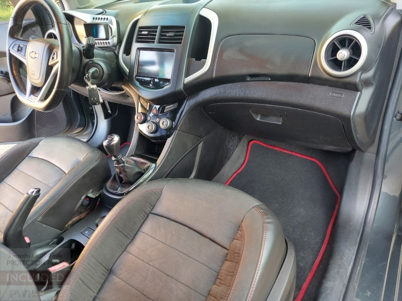Chevrolet Sonic Manual RS 2013 price $7,495 Cash