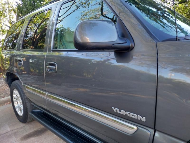 GMC Yukon 2001 price