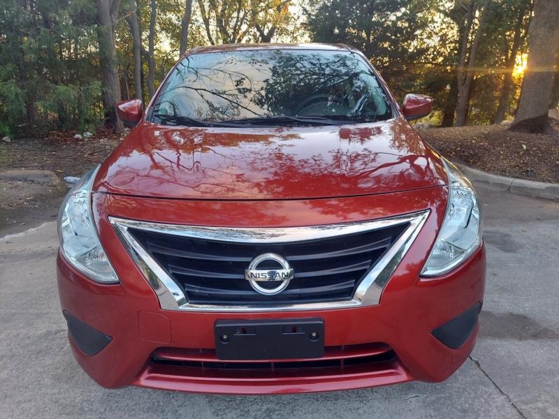 Nissan Versa ONE OWNER ! 2016 price $7,495 Cash