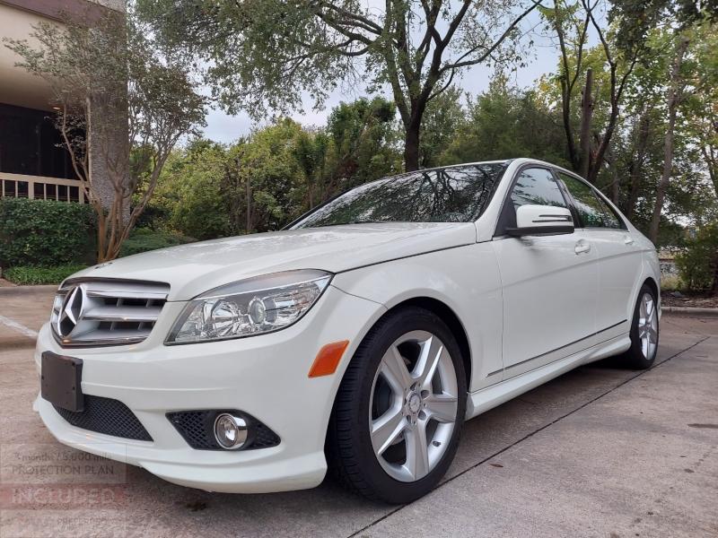 Mercedes-Benz C-Class 2010 price $9,995 Cash
