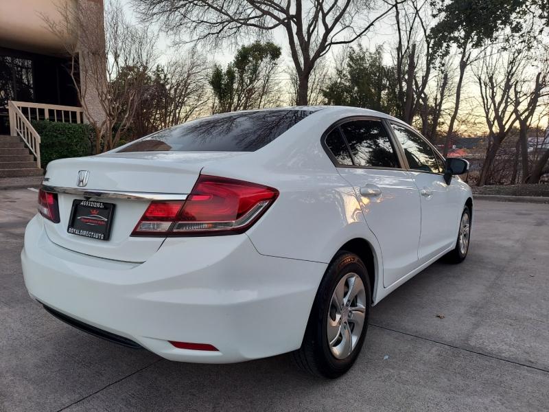 Honda Civic Sedan 2014 price $8,795 Cash