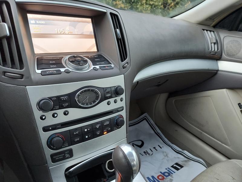 Infiniti G37 Coupe 2008 price $8,495 Cash