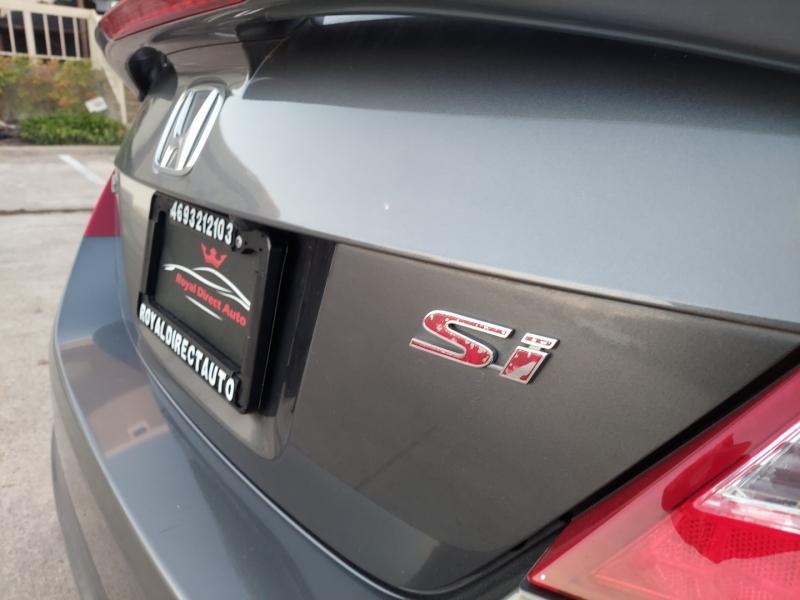 Honda Civic Cpe Si NAV 1 Owner 2013 price $12,695 Cash