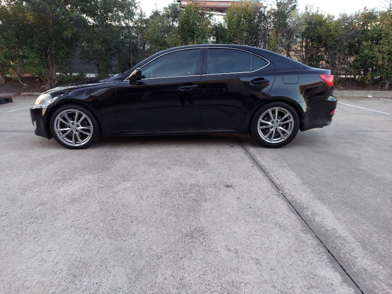 Lexus IS 250 ONE OWNER 2008 price $9,995 Cash