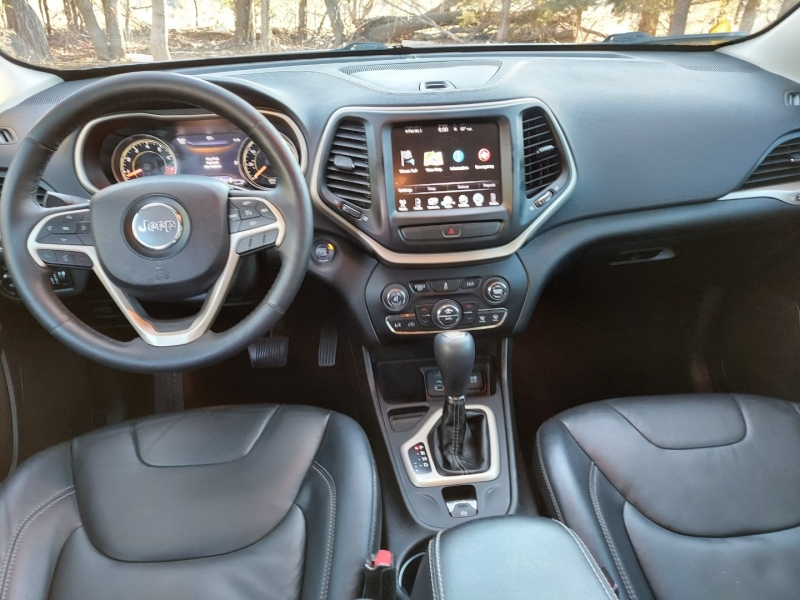 Jeep Cherokee Leather Roof 1 Owner 2014 price $13,995 Cash