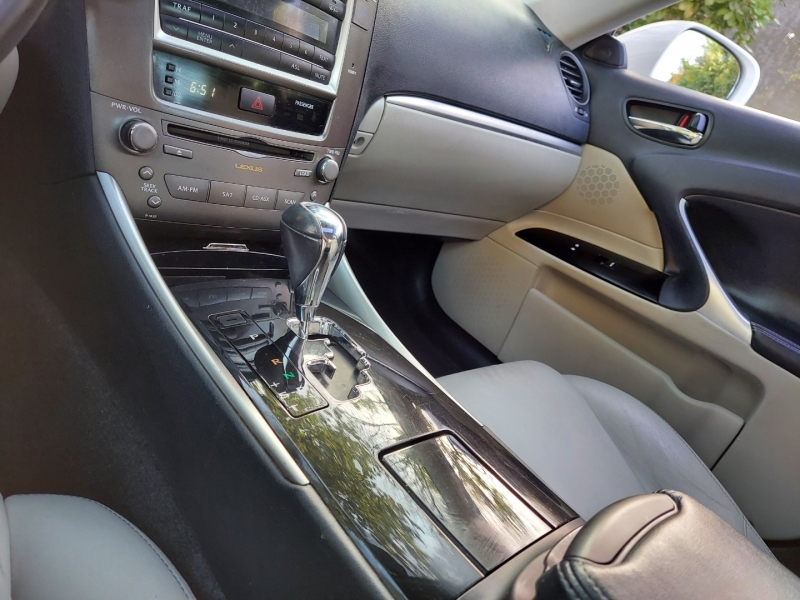 Lexus IS 250 2012 price $13,995 Cash
