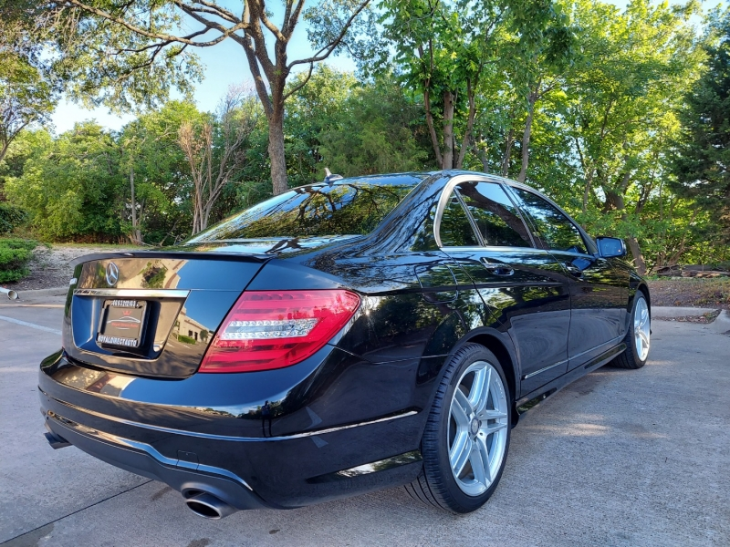 Mercedes-Benz C-Class ONE OWNER ! 2014 price $14,995 Cash
