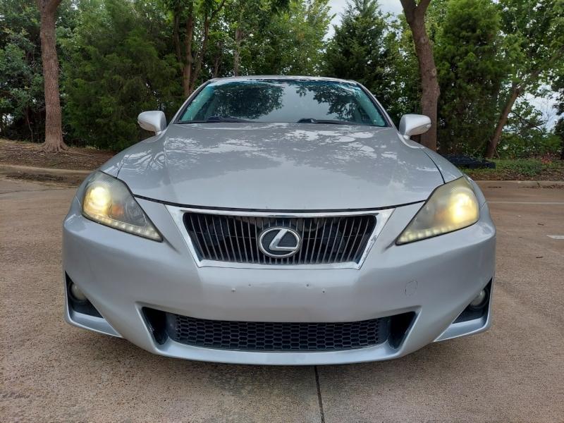 Lexus IS 250 2012 price $13,495 Cash