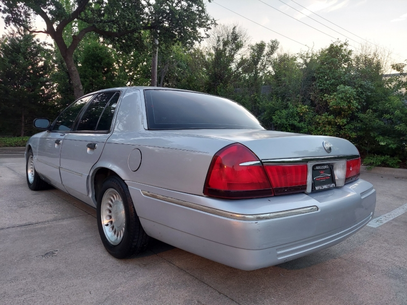 Mercury Grand Marquis 2001 price $3,495 Cash