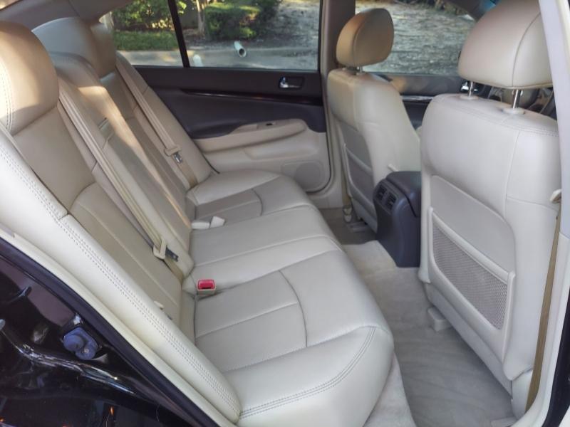 Infiniti G37 Sedan 2013 price $13,995 Cash