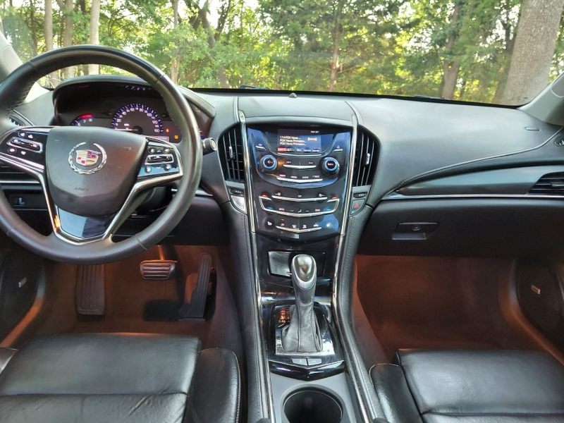 Cadillac ATS ONE OWNER ! 2013 price $11,795 Cash