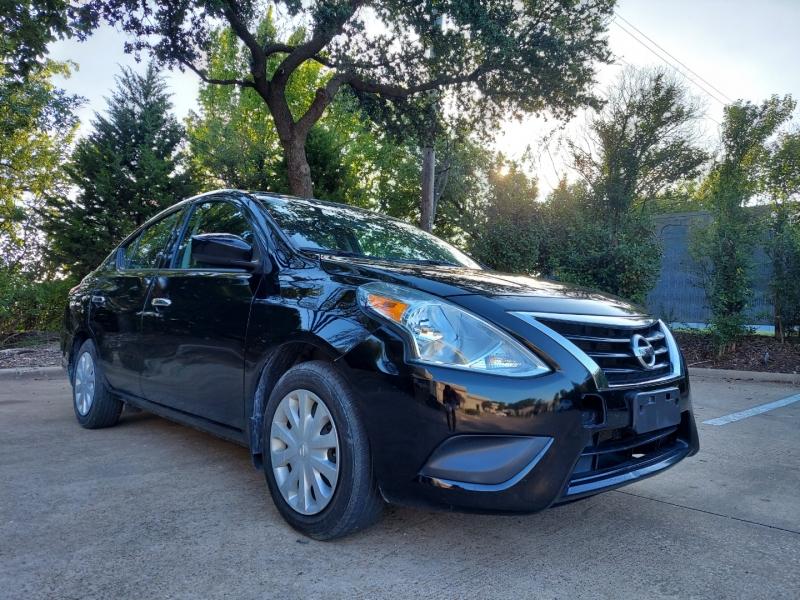 Nissan Versa Sedan ONE OWNER 2017 price $11,995 Cash