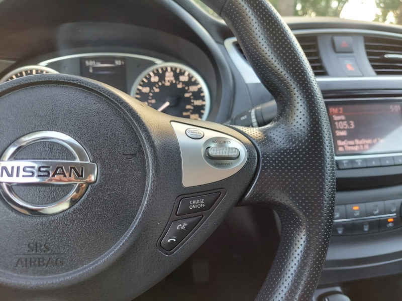Nissan Sentra 2018 price $13,995 Cash
