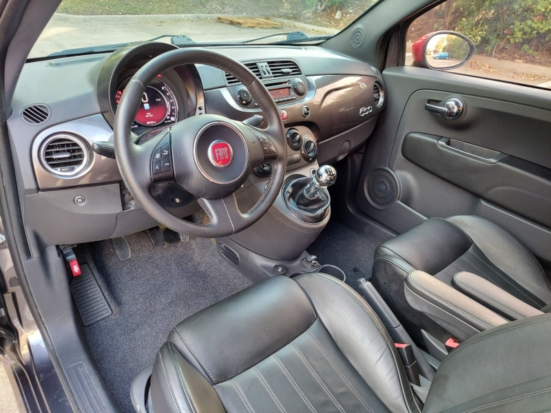 Fiat 500 ONE OWNER ! 2015 price $8,495 Cash