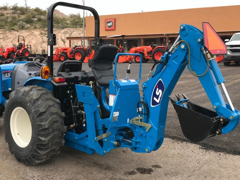 LS MT235E LOADER & BACKHOE 0000 price $27,000