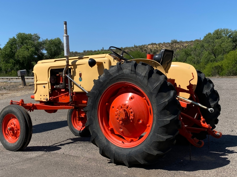CASE 310 1956 price $5,500