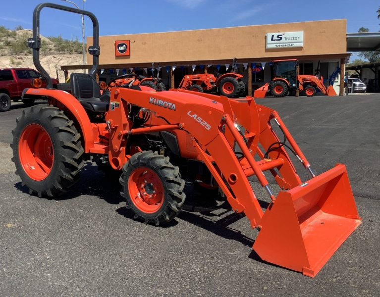 KUBOTA L2501 2020 price $19,500