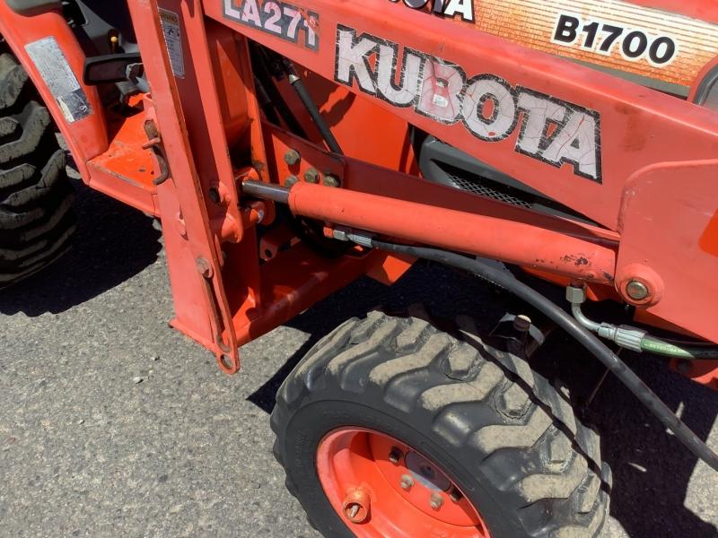 KUBOTA B1700 0000 price $12,500