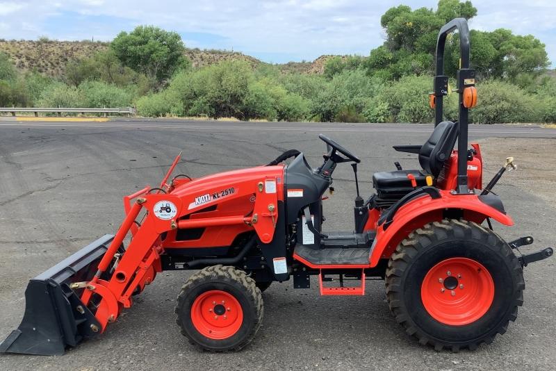KIOTI CX2510 w/ LOADER 2021 price $17,500