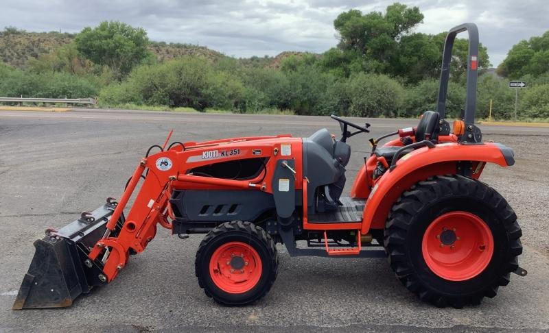 USED KIOTI DK35SE 0000 price $19,995