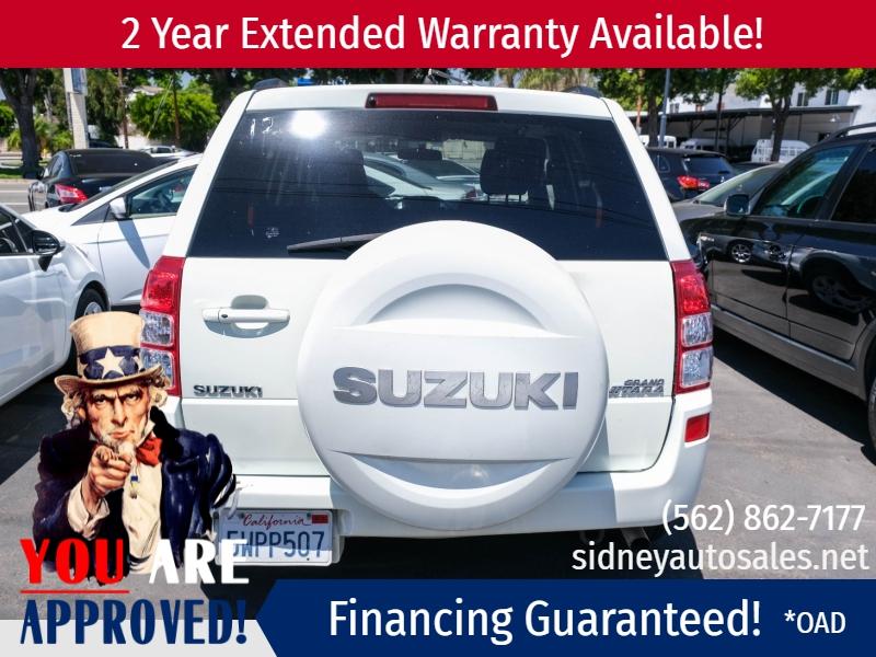 Suzuki Grand Vitara 2007 price $7,495