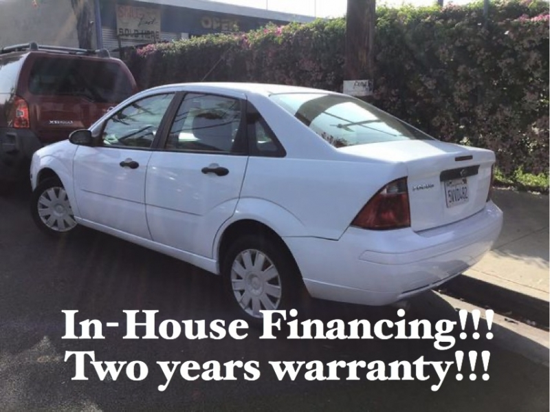 Ford Focus 2007 price $4,995