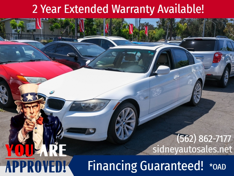 BMW 3-Series 2011 price $10,500