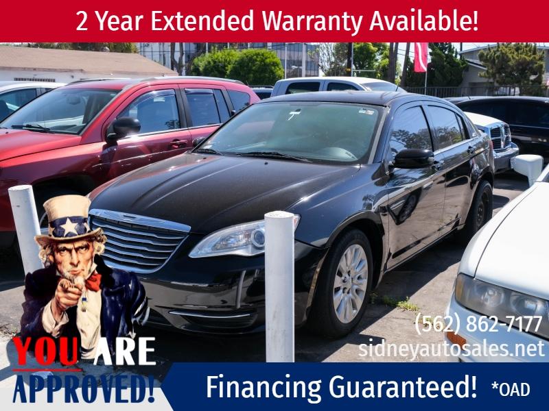 Chrysler 200 2014 price $9,495