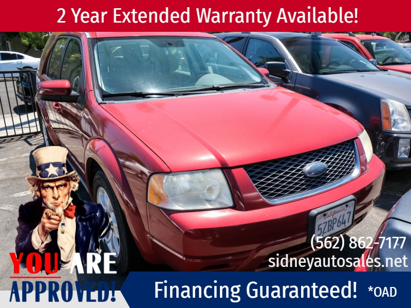 Ford Freestyle 2007 price $5,995