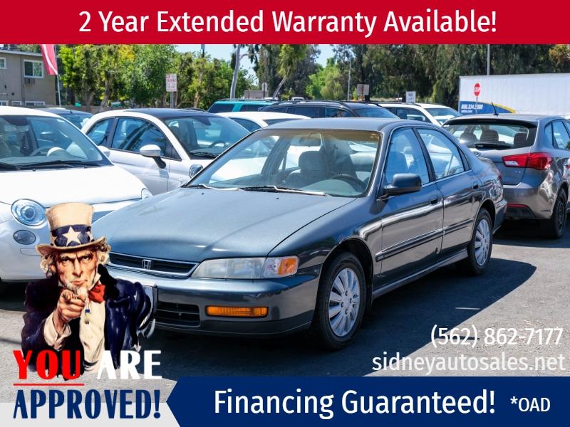 Honda Accord Sdn 1997 price $3,995