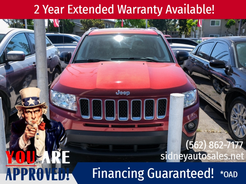 Jeep Compass 2012 price $11,995