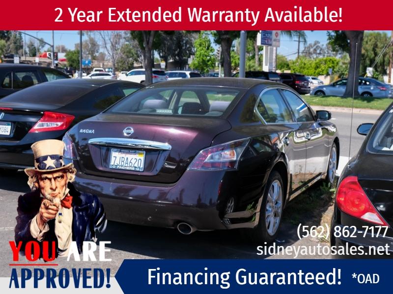 Nissan Maxima 2014 price $11,995