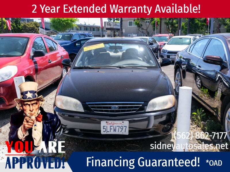 Kia Spectra 2004 price $4,995