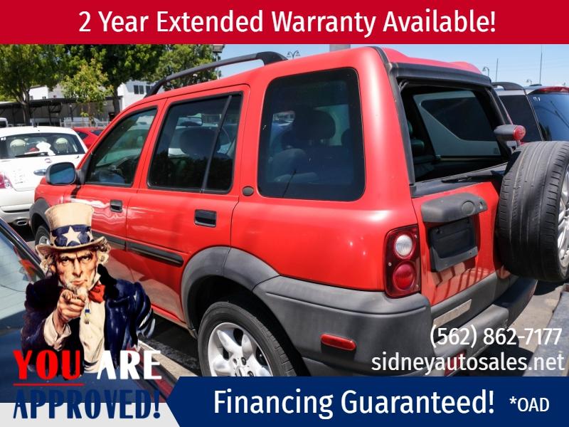 Land Rover Freelander 2003 price $4,995