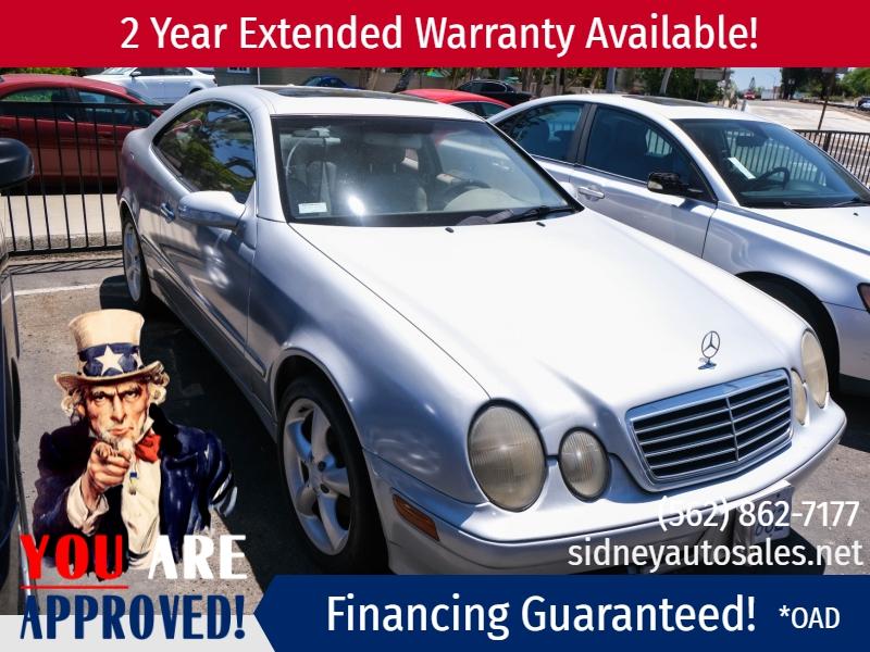 Mercedes-Benz CLK-Class 2002 price $4,995