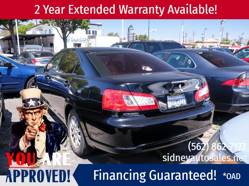 Mitsubishi Galant 2012 price $6,995