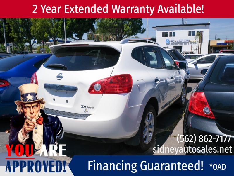 Nissan Rogue 2011 price $10,495